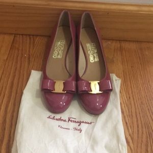 100% authentic brand new Ferragamo flats